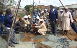 Zimbabwe 2008 - Water