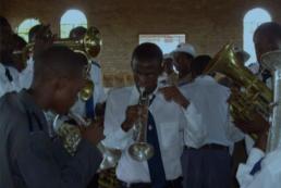 Zimbabwe 2007 - Brass Band