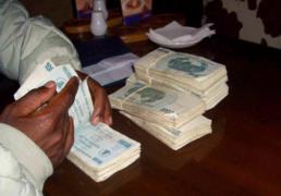 Zimbabwe 2007 - Money