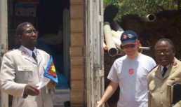 Zimbabwe 2007 - Container Tshelanyemba