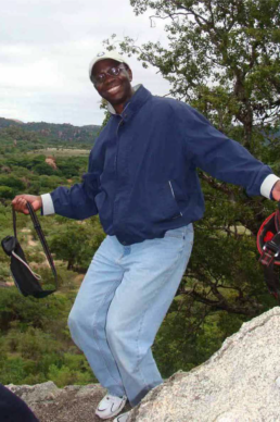 Zimbabwe 2007 - Thomas