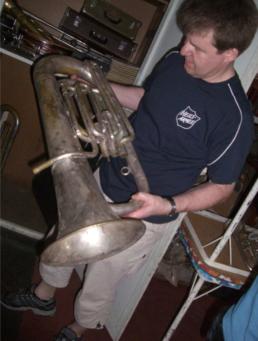 Zimbabwe 2008 - Instruments