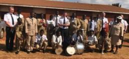 Salvation Army Brass Band Malawi