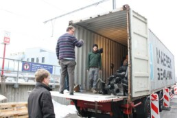 SwiZimAid - Container laden
