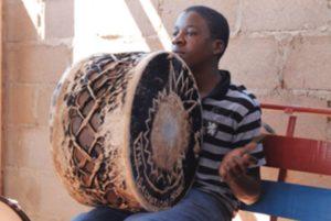 SwiZimAid - Drum Boy