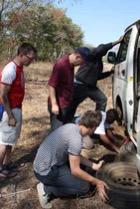 Zimbabwe - Car Breakdown