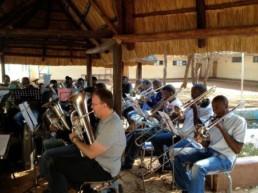 SwiZimAid - Brass Band Practice