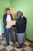 Zimbabwe - Salvation Army