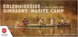 Masiye Camp, Flyer