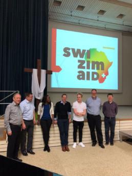 SwiZimAid - Vorstand